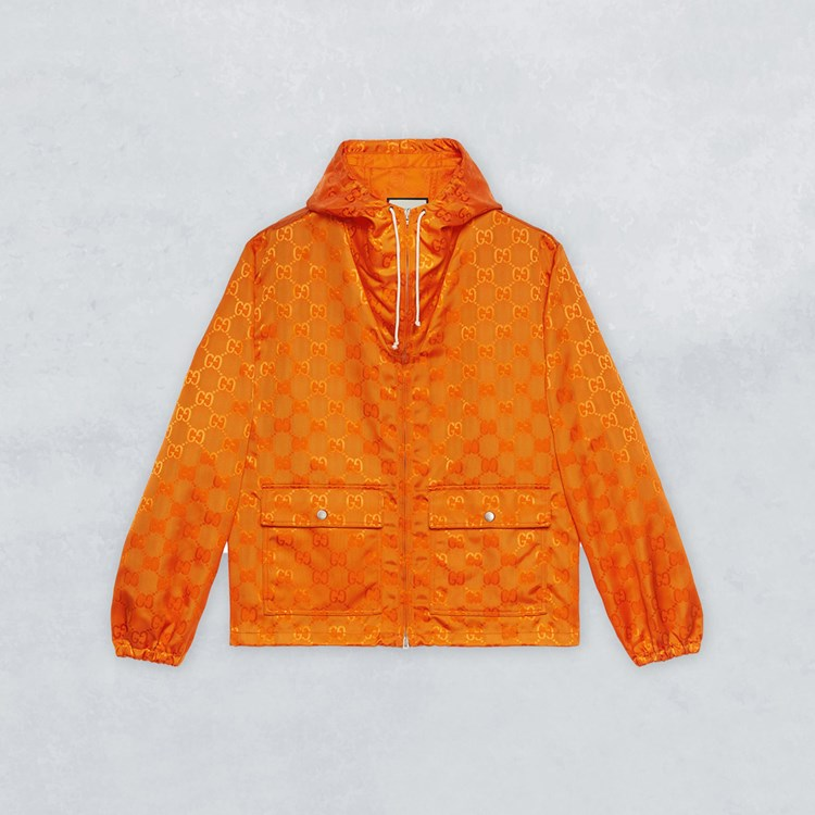 Gucci Off The Grid hooded jacket